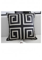 Geometric Figure Cushion B