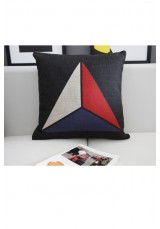 Geometric Figure Cushion A
