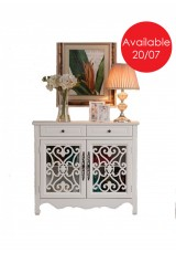 Galina 2 Door Sideboard 104W