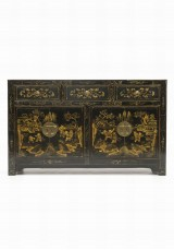 Farrell Chinese Antique Sideboard/ Buffet 140W