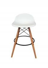 Replica Eames Eiffel Barstool Low Back Design SH 68CM