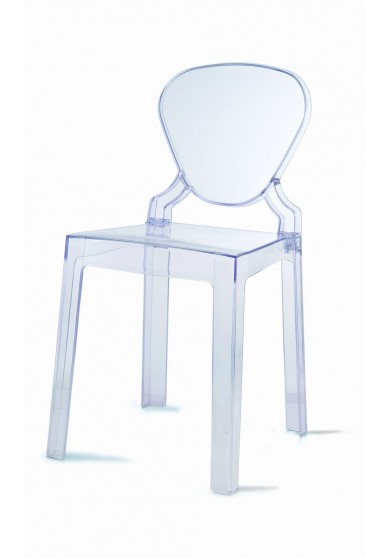 Filly Transparent Dining Chair