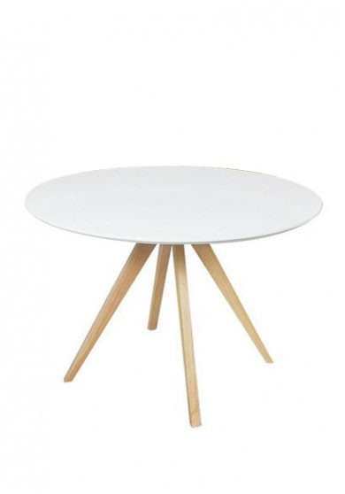 Quinn Round Dining Table 110CM