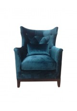 Claire Wing Back Armchair