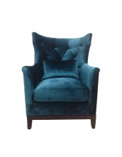 Claire Wing Back Arm Chair