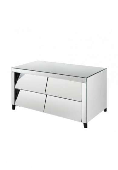 Angel Mirrored Sideboard-Large 150cm