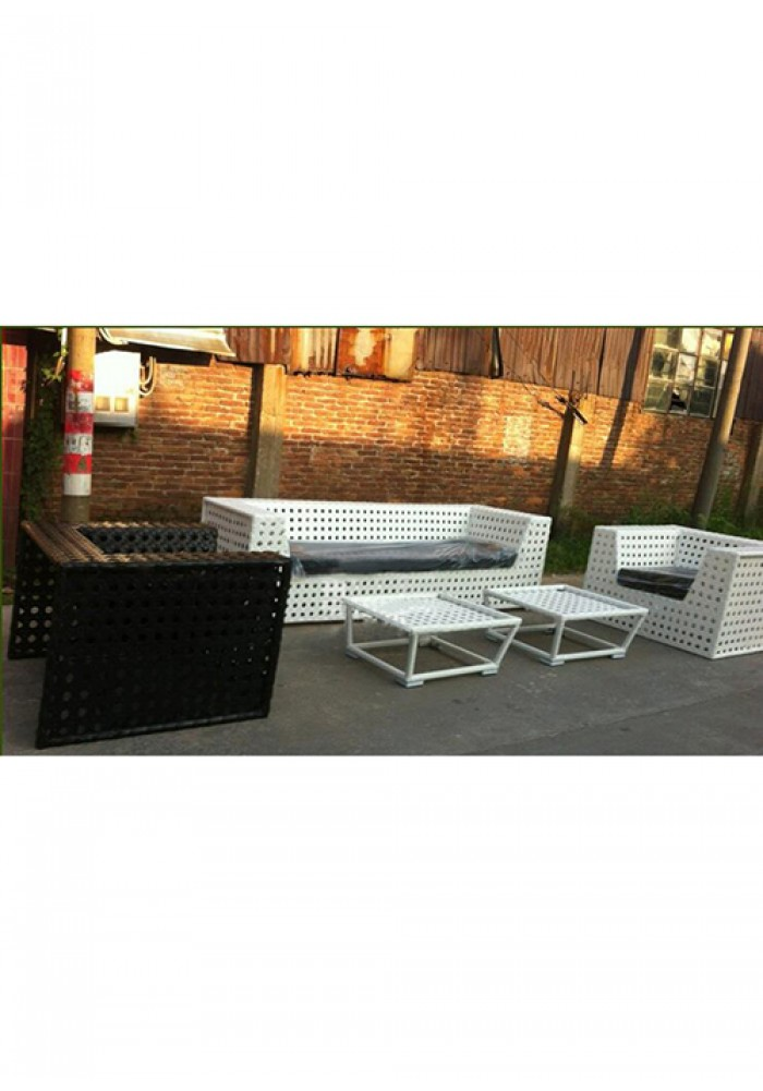 Mabel outdoor sofa set 6 piece for Weko ma bel sofas