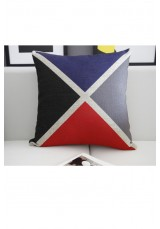 Geometric Figure Cushion C