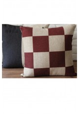Plaid Cushion B