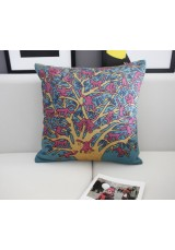 Monkey Tree Cushion