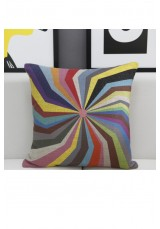 Rainbow Cushion B