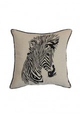Zebra Design Cushion