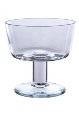 006/7 Glass Tub Bowl