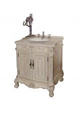 Celsea Antique Style Single Vanity  74W