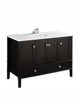 Chelsea  Single Vanity 130cm Marble Top