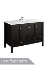Chelsea Single Vanity W130cm - Cabinet only - *Floor Item*