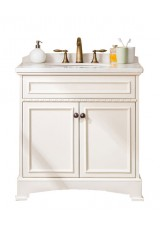 Giada Single Vanity Marble Top 80CM