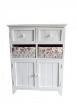 Makhi 2 drawer 2 door bathroom unit