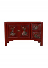 Farid Chinese Vintage TV cabinet 102cm