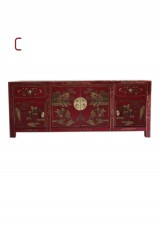 Damara Chinese TV Cabinet W125cm