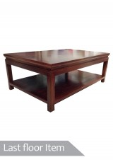 Zara Oriental style Coffee Table *Floor Item*