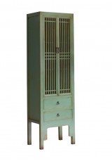 Kaeto Chinese Style Display Tall Cabinet