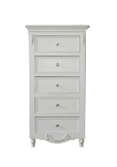 Cynthia 5 Drawer Chest