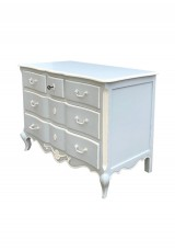 Sherry French Style 5 Drawer Chest W106