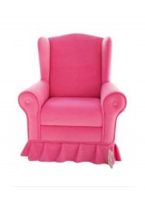 Kids Lora Wing Armchair