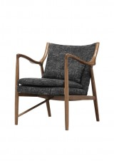 Hugo Armchair Ash Wood