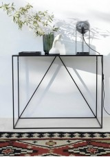 Geraldine Console Table 90cm