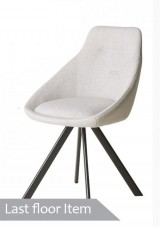 Abbie Upholstery Side Dining Chair *Last Floor Item*