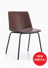 Cleona Side Chair - PU leather