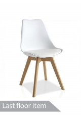 Gitte Chair-Plastic *Clearance Item*