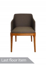 Grace Armchair *Floor Item* Dark Grey