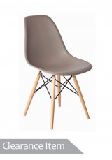 DSW Replica Eames Side Dining Chair - 16 COLOURS *Clearance Item*