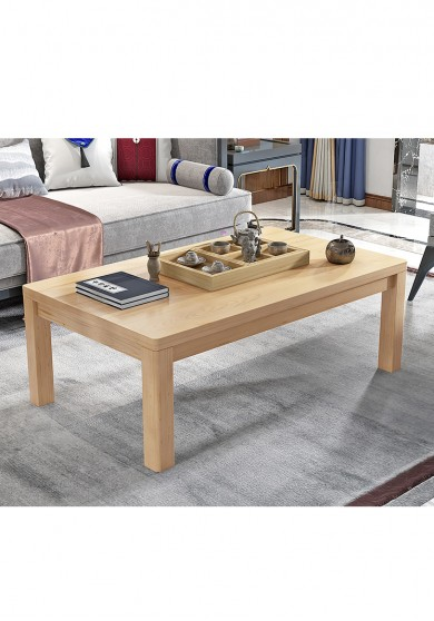 Alina Coffee Table W100cm - Solid Wood