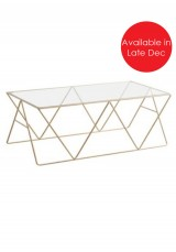 Alyse Coffee Table W120cm