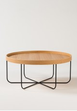 Cyrene Round Coffee Table Dia 70