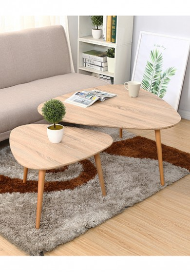 Gadi Coffee Table Set of 2