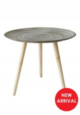 Livia Round Side Table