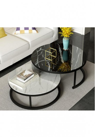 Romy Coffee Table Set of Two