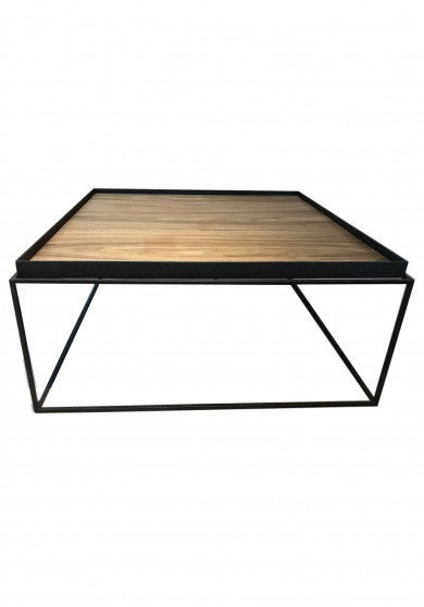 Sage Coffee Table Square W90cm