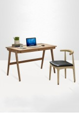 Galileo Solid Pine Desk 100CM