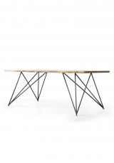 Brier Dining Table W180cm - Top thickness 3cm