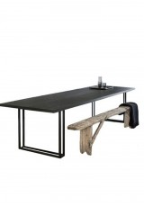 Edee Dining Table W180cm - Top thickness 3cm