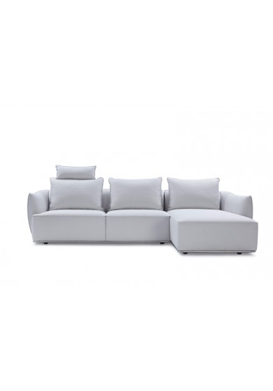 Coco Sofa with Corner Chaise - Fabric Version