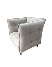 Kuska Sofa One Seater Fabric Version