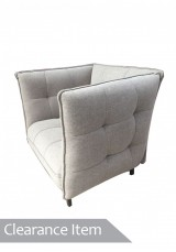 Kuska Sofa One Seater Fabric Version *Clearance Item*