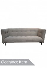 Kuska Sofa Three Seater Fabric Version *Clearance Item*